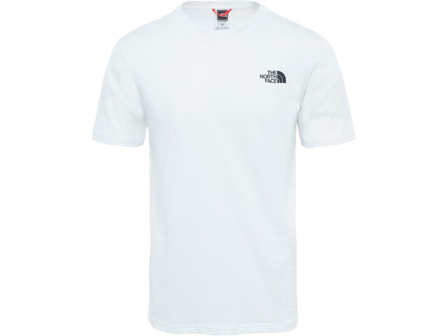 The North Face Redbox S/S Tee Herre tnf white